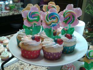 Ladybugcupcakes
