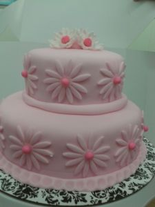 Pinkflowercake